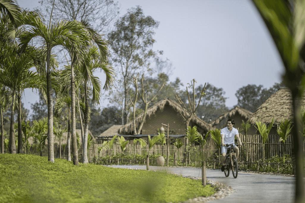Cung cấp xe đạp miễn phí cho du khách trải nghiệm các con đường