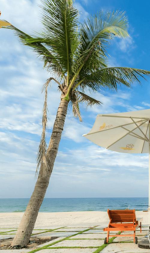 Resort hướng biển