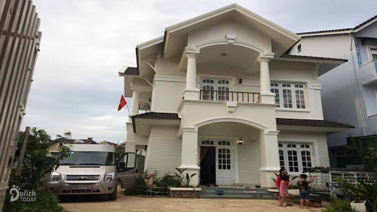 Tâm An là villa Đà Lạt rộng nhất