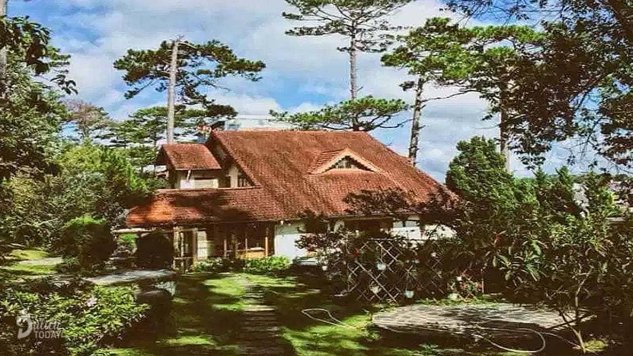 Villa Pháp cổ Đà Lạt