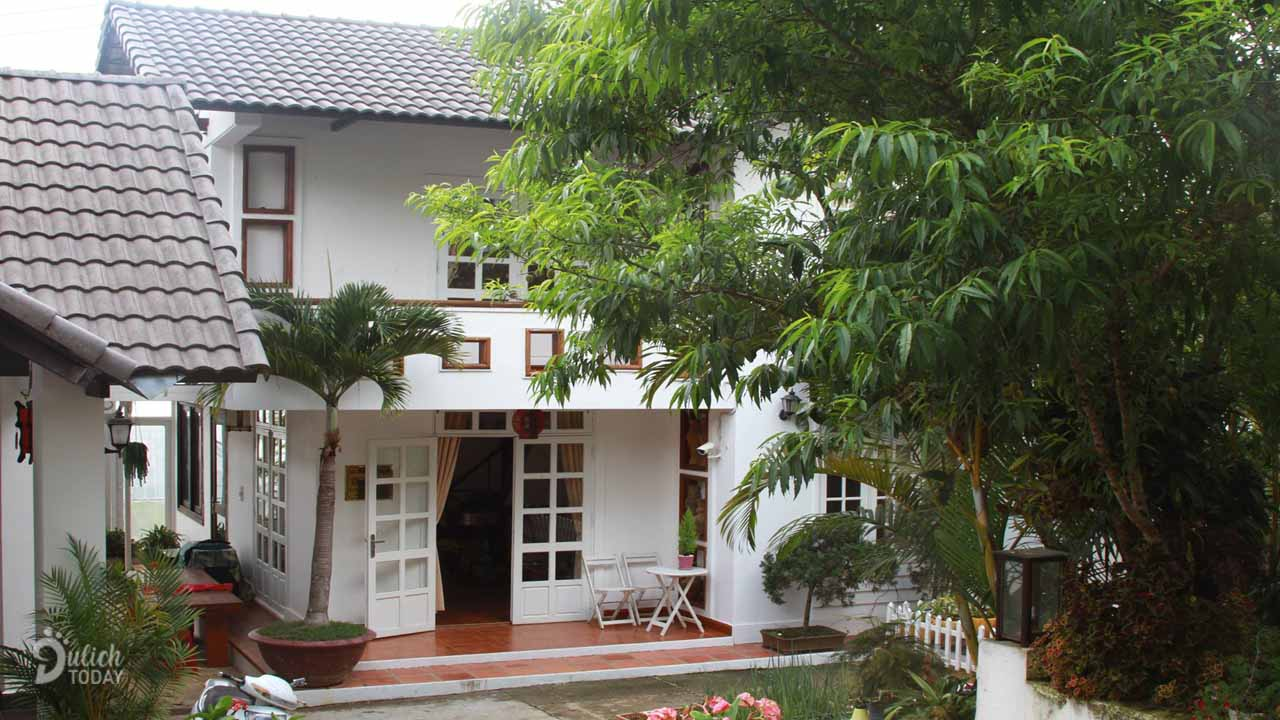 Villa Kim Gia Đà Lạt 2 tầng xinh xắn và ấm cúng