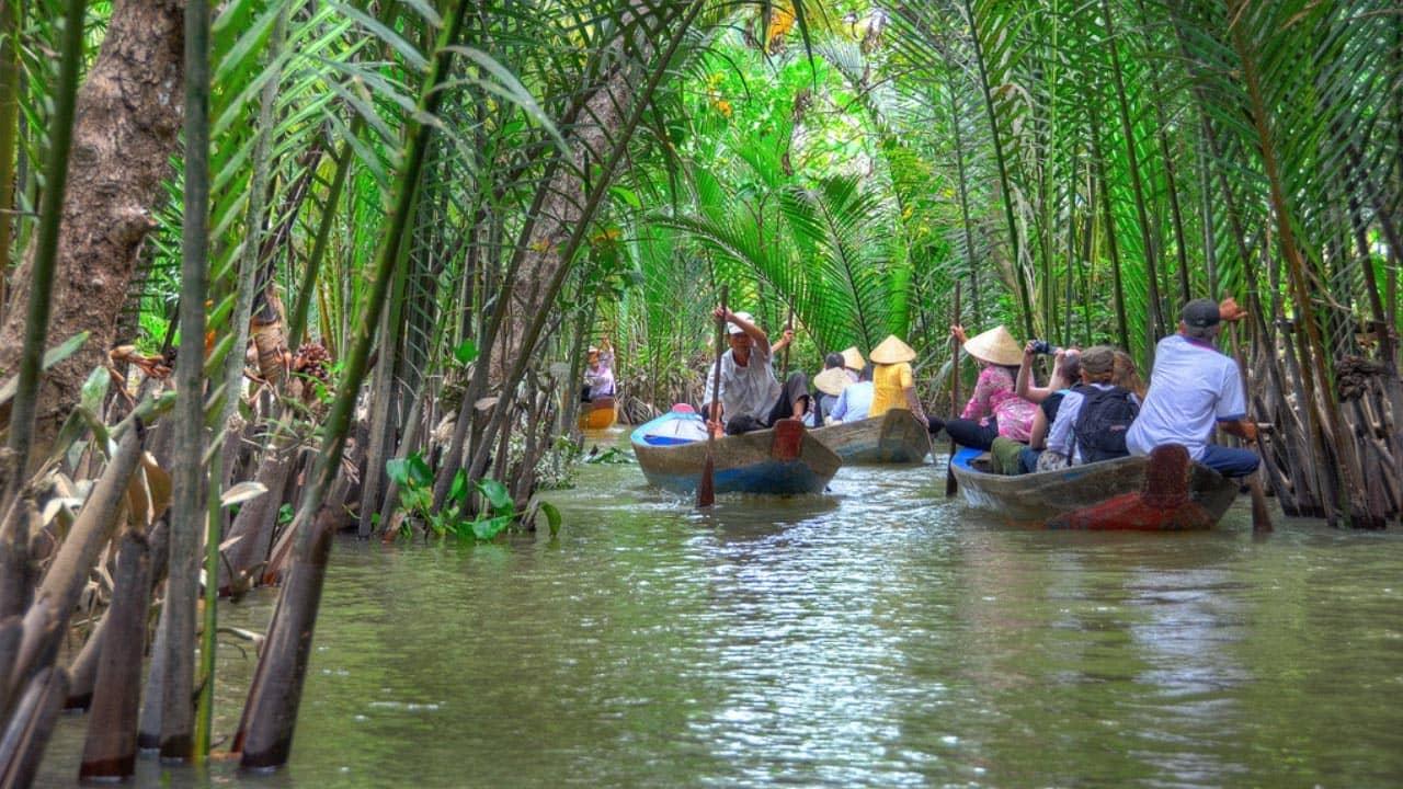 Cù Lao - Hòn đảo ngọt nằm gần sát thành phố Cần Thơ