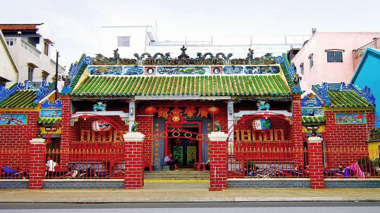 Chùa Ông Cần Thơ - ngôi chùa mang đậm nét văn hóa người Hoa