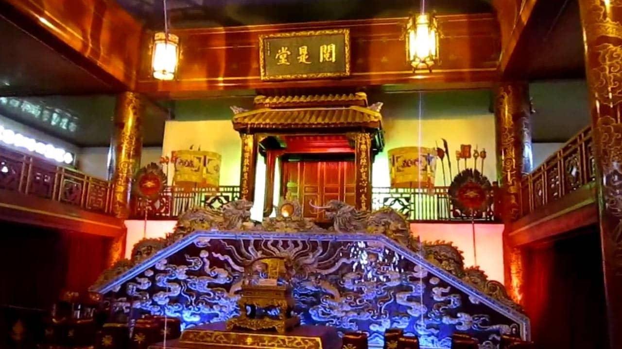 Duyệt Thị Đường -địa điểm du lịch Huế