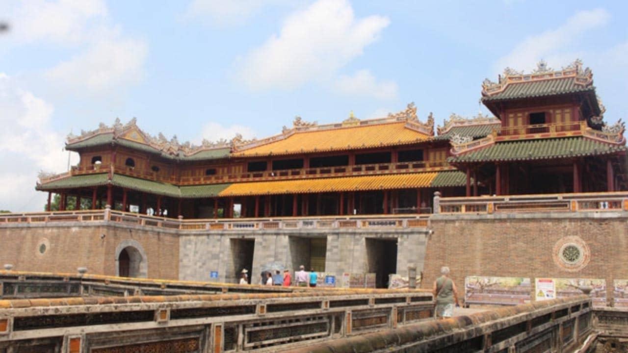 Ngọ Môn Huế - địa điểm du lịch Huế
