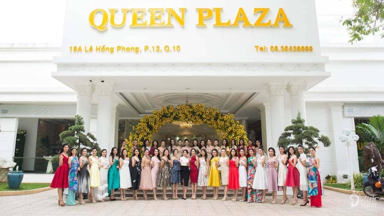 Queen Plaza Kỳ Hòa là địa điểm tổ chức sự kiện Sài Gòn chuyên nghiệp và uy tín