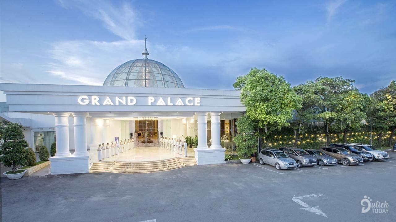 Trung tâm Hội Nghị - Tiệc Cưới Grand Palace