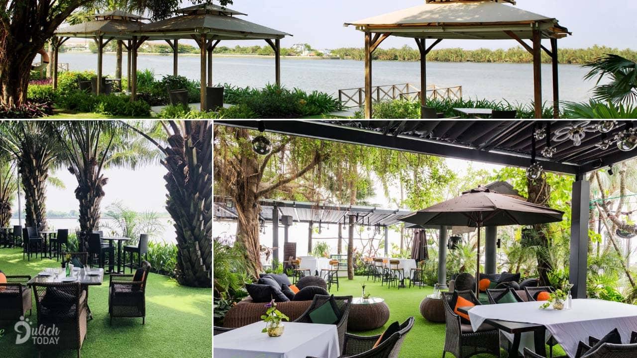 Thảo Điền Village - địa điểm tổ chức sự kiện Sài Gòn phong cách Châu Âu tinh tế và trang nhã bên bờ sông