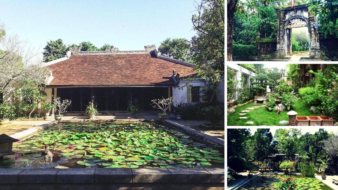 Tham quan nhà vườn An Hiên - nhà vườn đẹp nhất xứ Huế