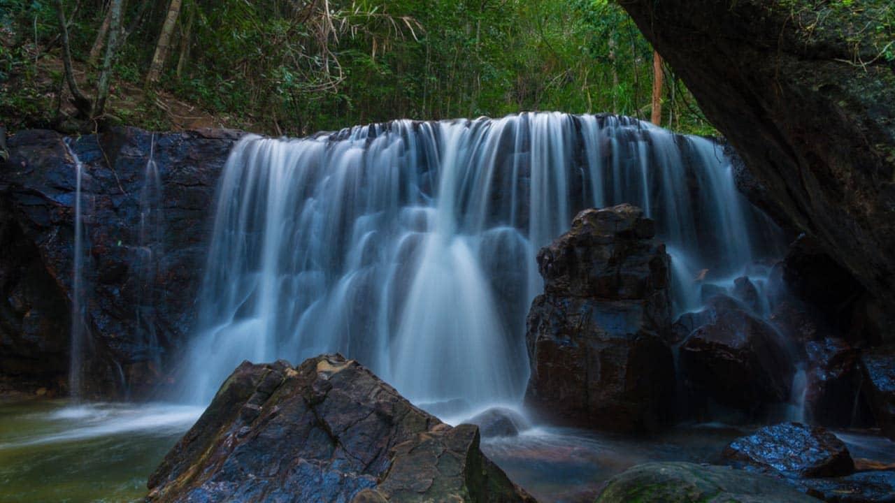 Vẻ đẹp tự nhiên của Suối Tranh - Phú Quốc
