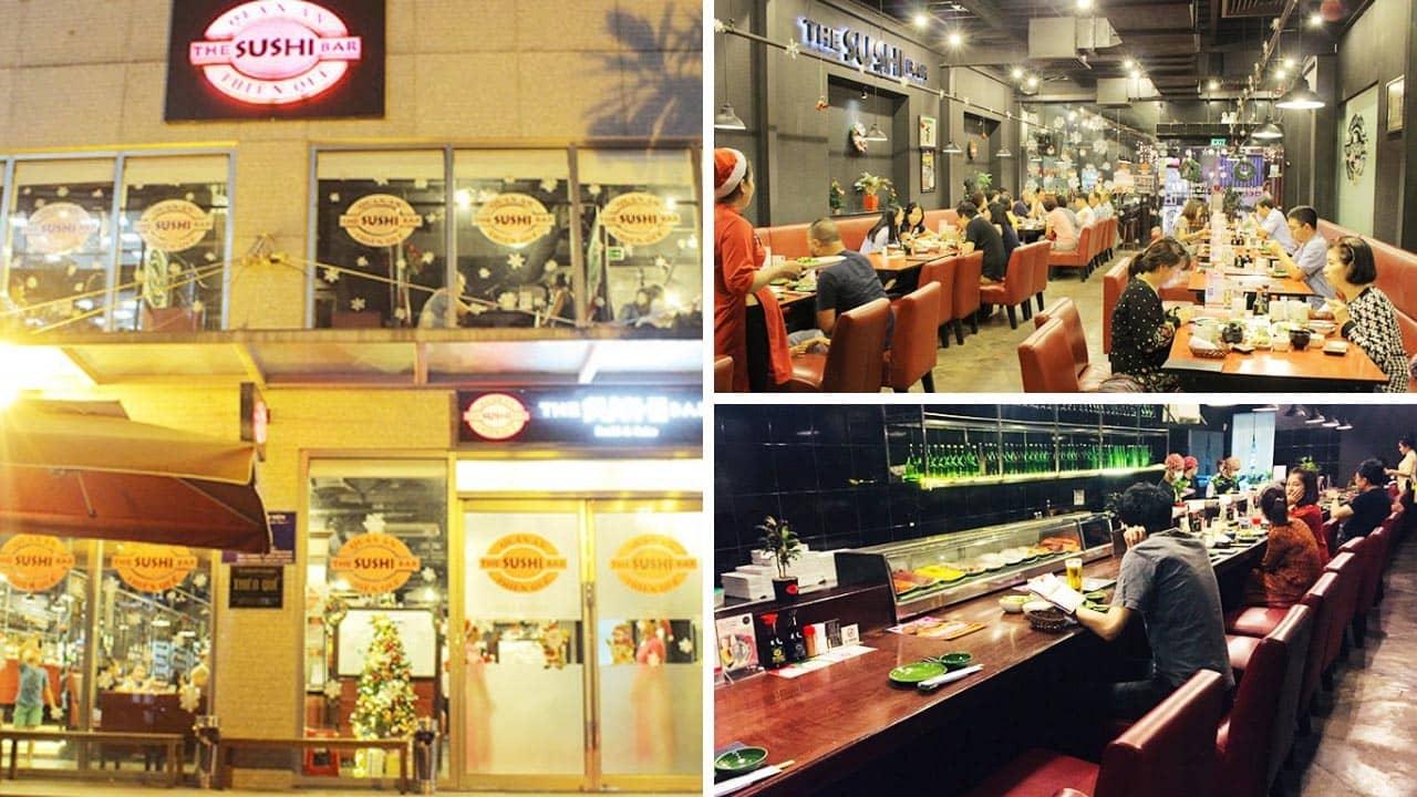 Space at Sushi Bar