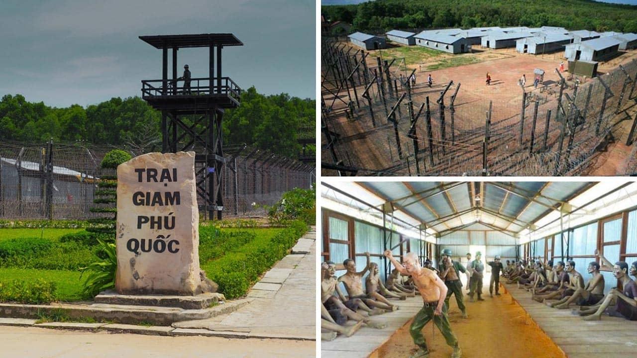 Nhà tù Phú Quốc hay trước đây được gọi là Nhà lao Cây Dừa - địa ngục trần gian