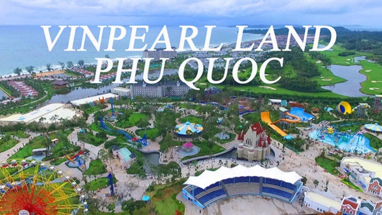 Vinpearl land - khu vui chơi giải trí lớn nhất Phú Quốc
