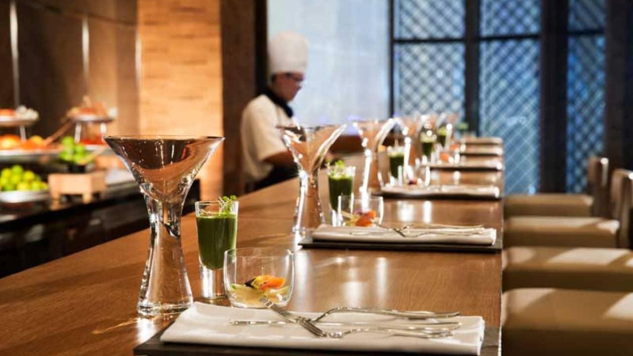 Nhà Hàng French Grill được đánh giá chuẩn 5 sao phục vụ các món Pháp và nổi tiếng