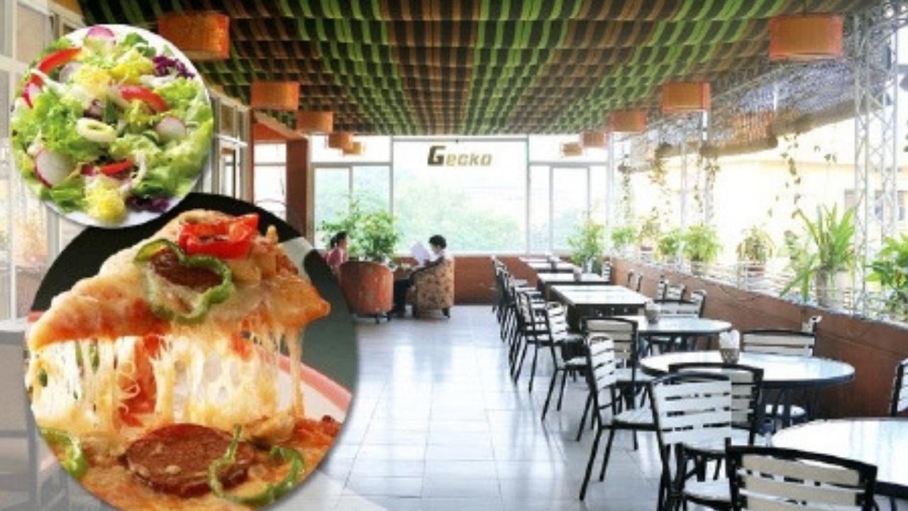 Nhà hàng Gecko đẹp một cách bình dị theo phong cách châu Âu