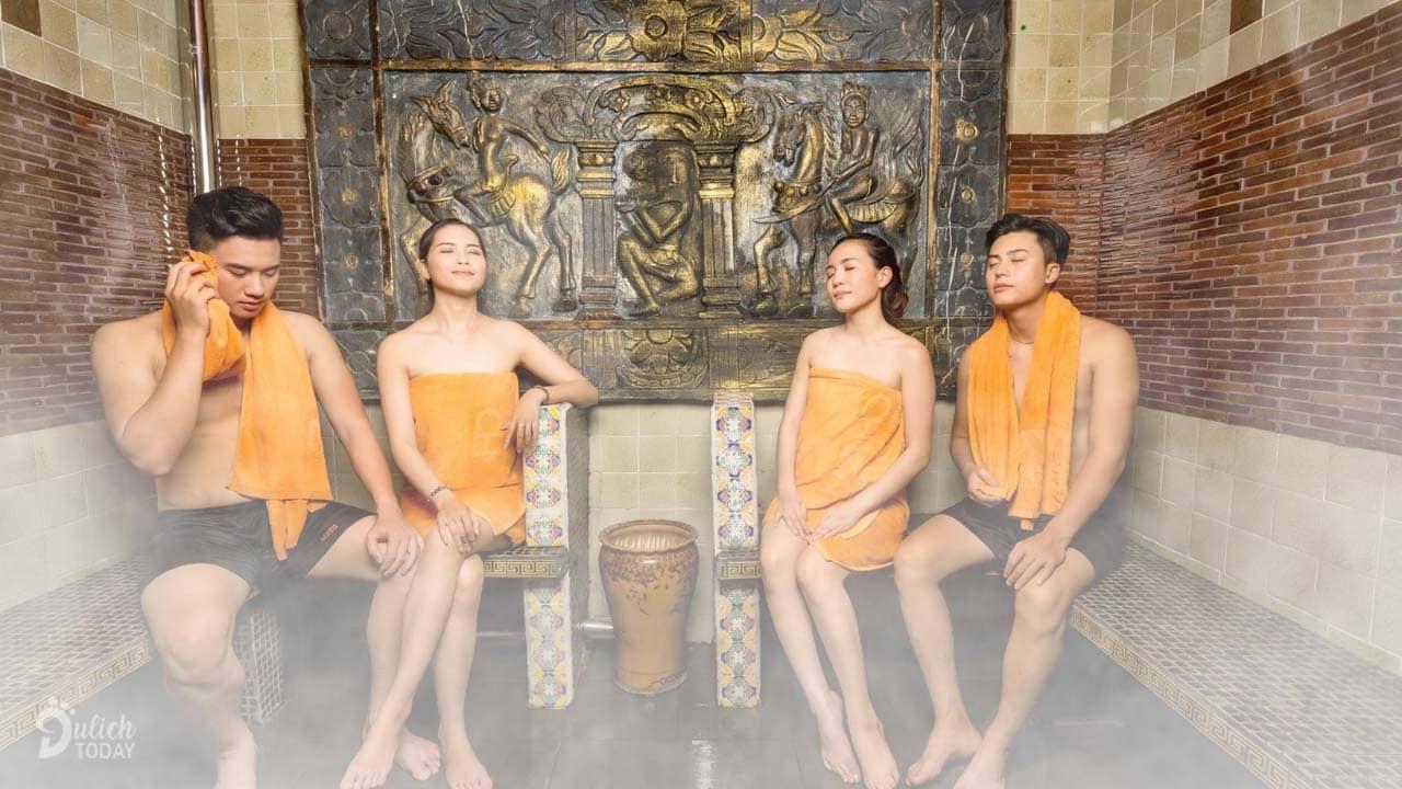 Cham Spa Đà Nẵng mang lại không khí tuyệt đối yên bình cho du khách