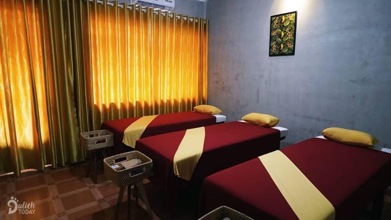 Cộng Spa Đà Nẵng là một spa xinh xắn với không gian cổ đậm chất làng quê