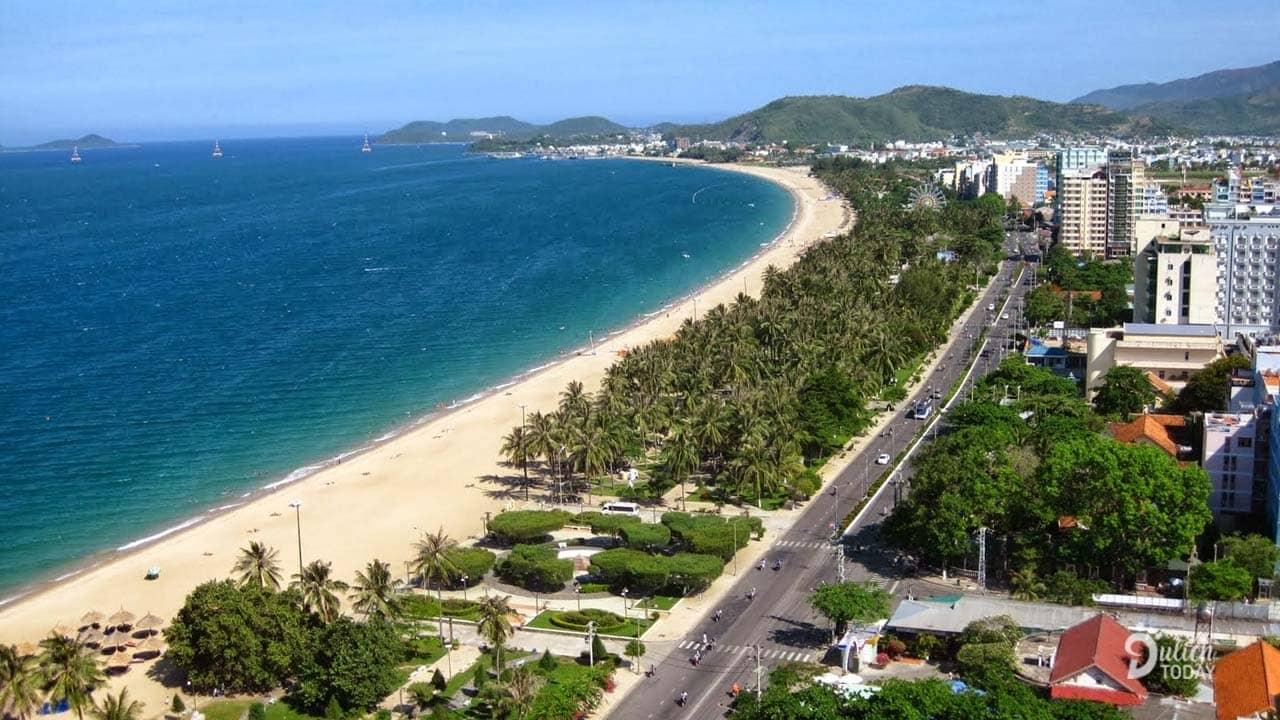 Nha Trang là địa điểm du lịch 2/9 mà bất cứ du khách yêu biển nào cũng sẽ hài lòng