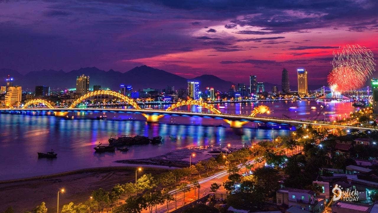 Đà Nẵng là địa điểm du lịch 2/9 đáng đến ở miền Trung
