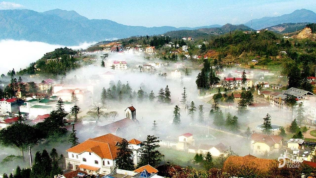 """Tam Đảo là địa điểm du lịch 2/9 gần Hà Nội được ví như """"Đà Lạt thu nhỏ"""""""