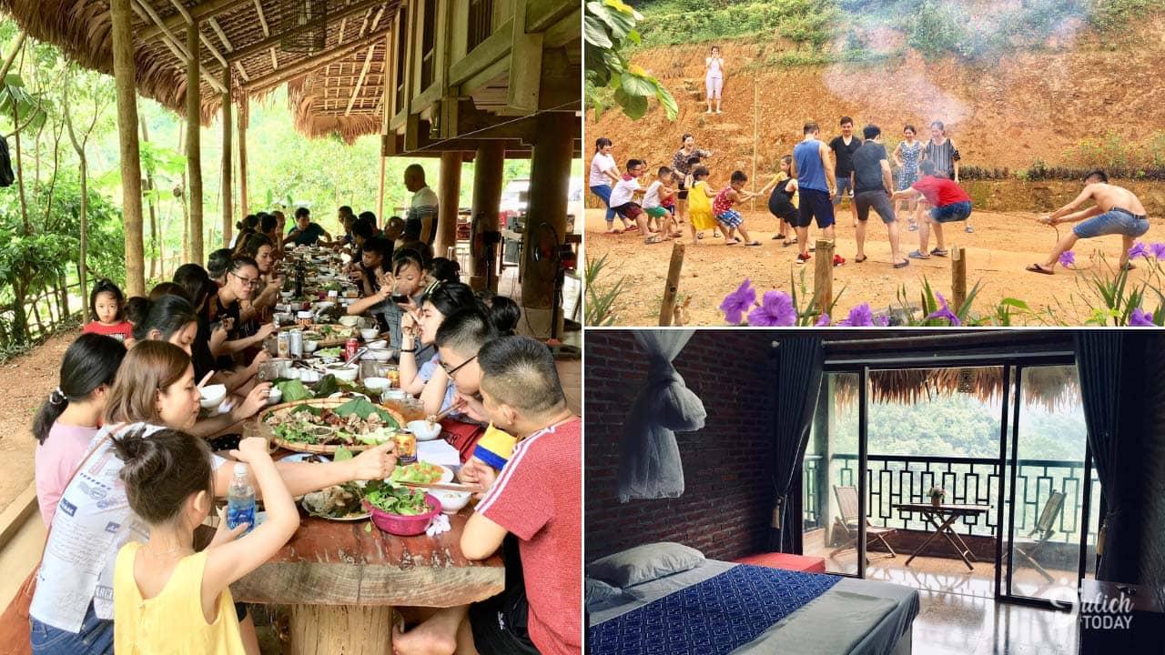 Dũng Xuân homestay Pù Luông