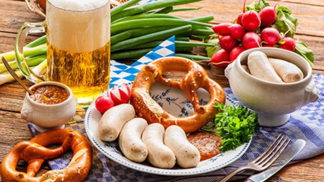 Trải nghiệm văn hóa ẩm thực Châu Âu tại lễ hội bia Đức Đà Nẵng 2019