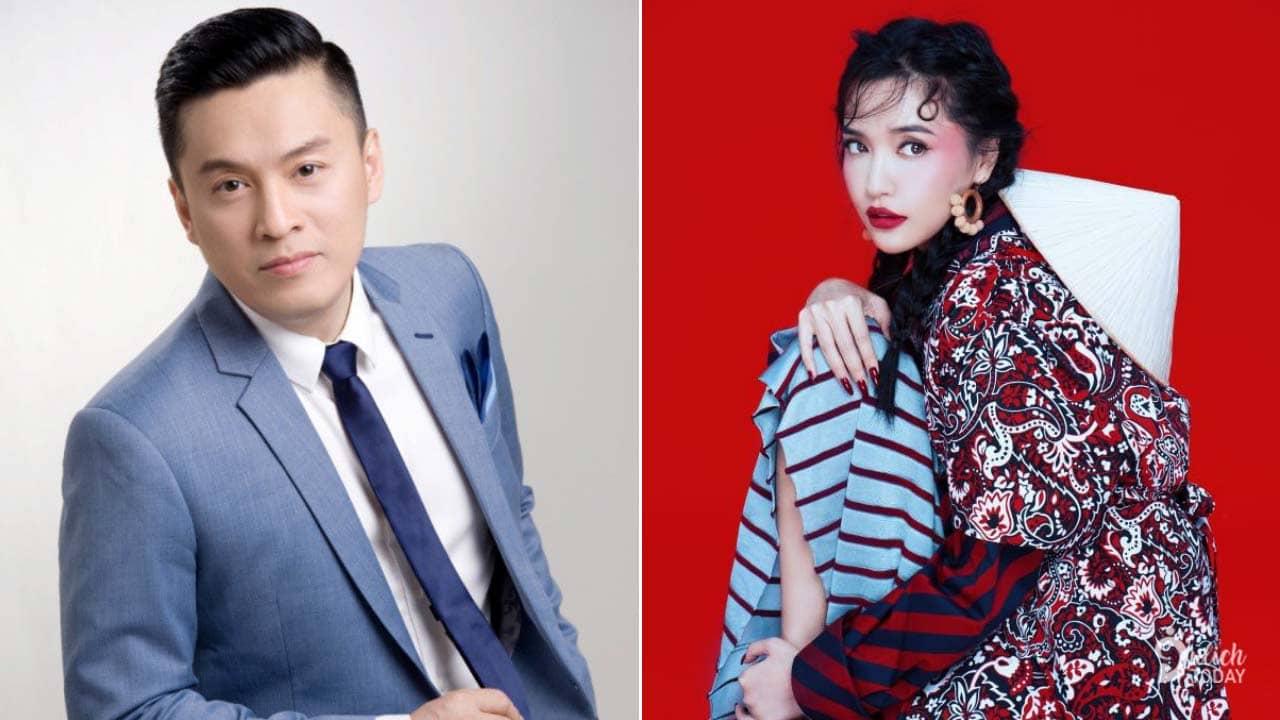 Lam Trường và Bích Phương là 2 ca sỹ hàng đầu nước ta sẽ tham gia biểu diễn tại lễ hội