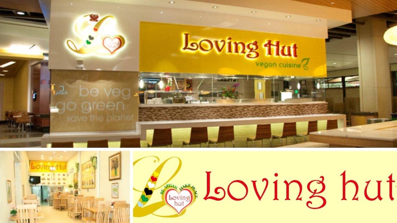 Loving Hut - nhà hàng buffet chay Hà Nội nổi tiếng
