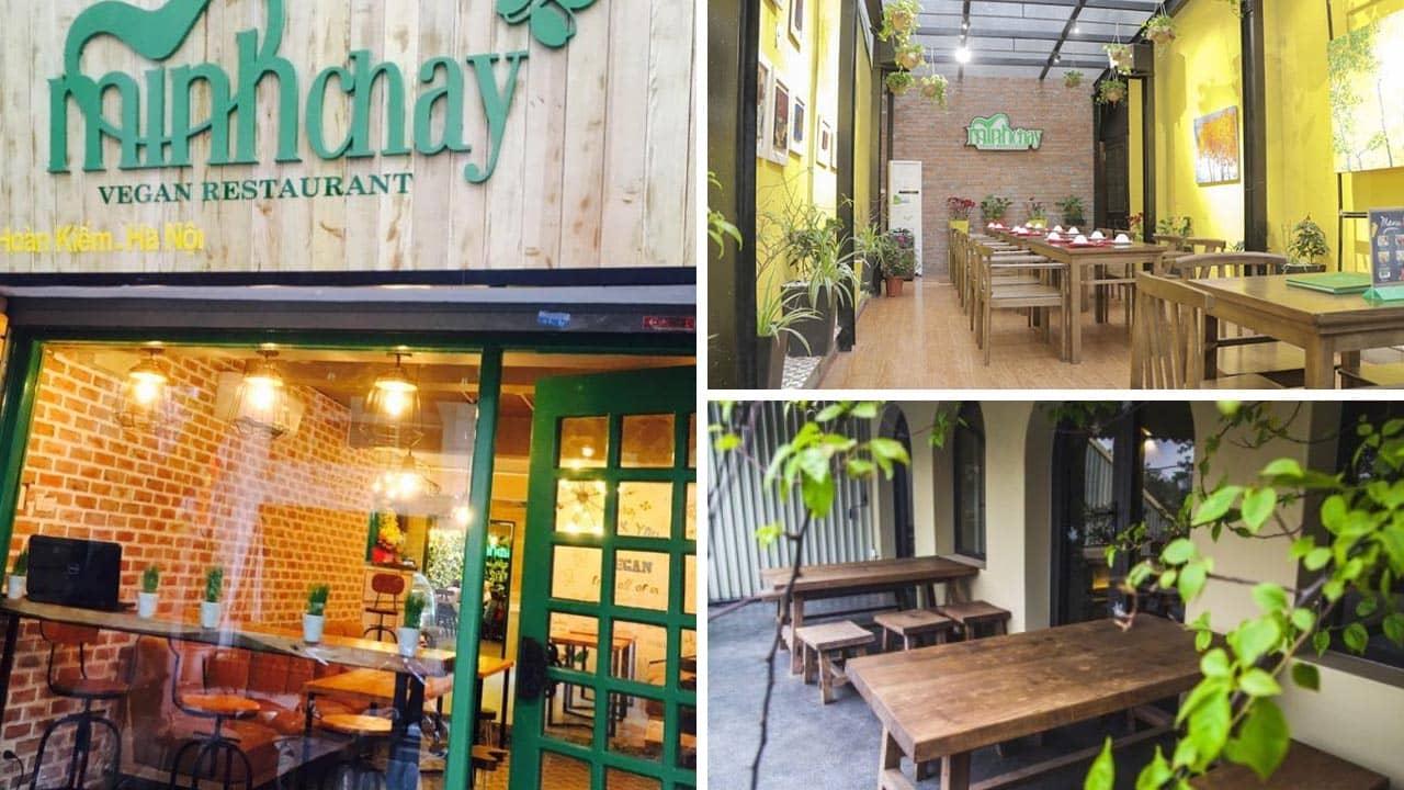 Nhà hàng Minh Chay Vegan HàNội