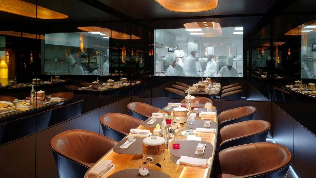 Nhà hàng La Table du Chef