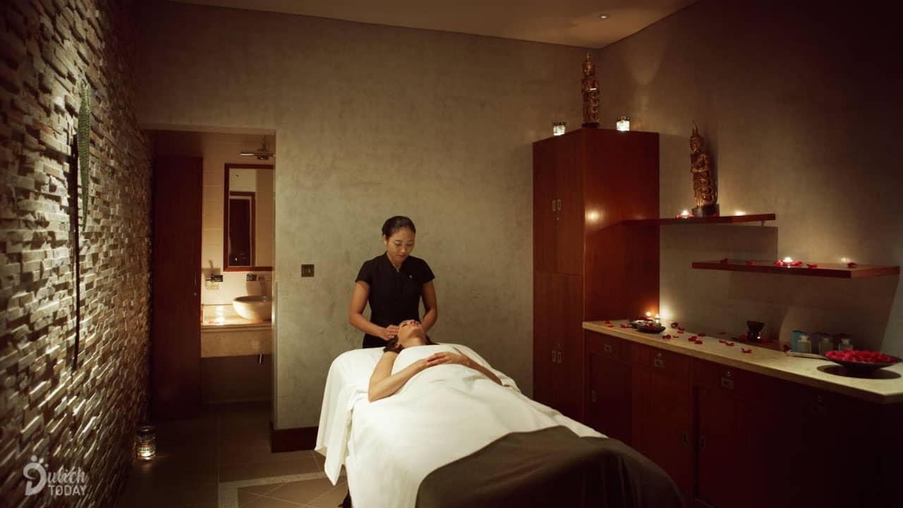 Salem Spa là spa làm đẹp Đà Nẵng chuyên về massage truyền thống