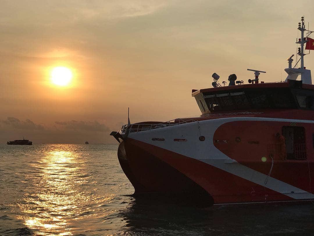 Sắp có tàu cao tốc đi Côn Đảo từ TPHCM