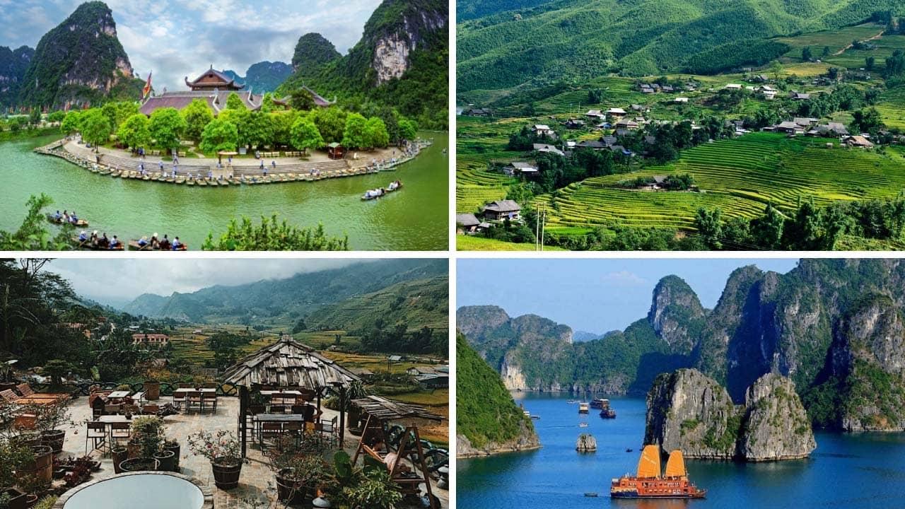 Tour Sài Gòn - Sapa - Hạ Long - Tràng An