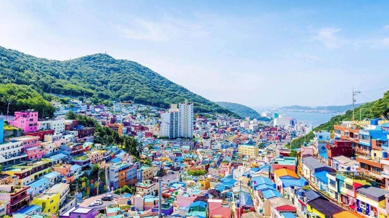 Top 5 tour Hàn Quốc từ Đà Nẵng