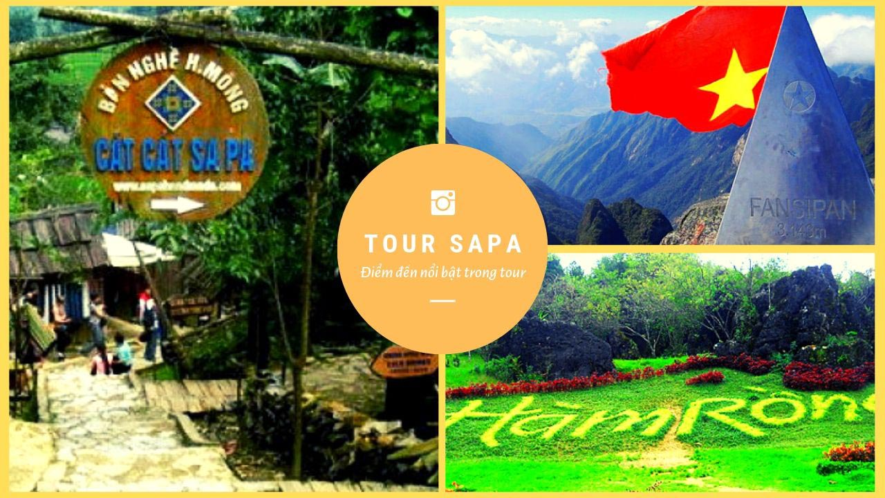 tour Sapa 3N2Đ củaBest Price du khách được khám phá Sapa với nhửng điểm du lịch nổi tiếng nhất