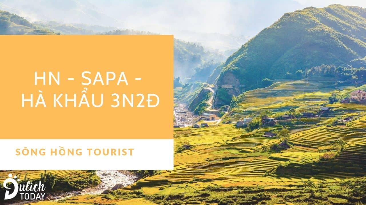 Tour Sapa - Hà Khẩu 3 ngày 2 đêm