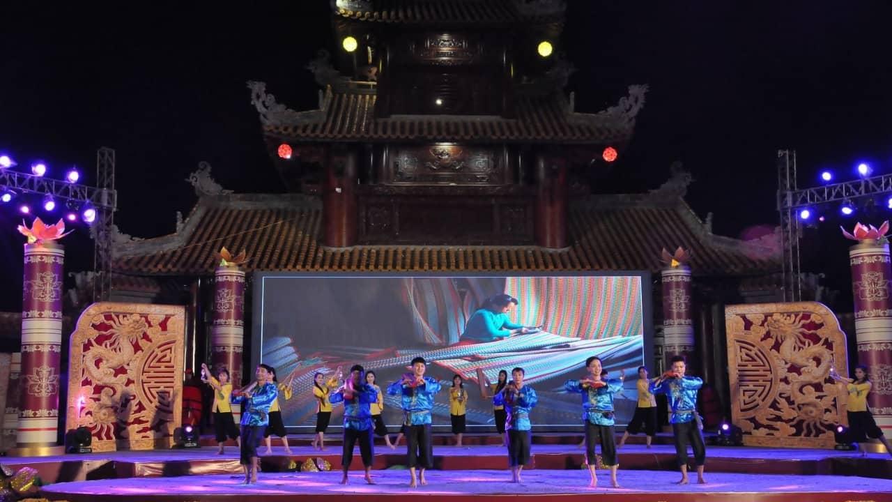 Lễ khai mạc Tuần lễ Văn hóa Du lịch Đồng Tháp năm 2019