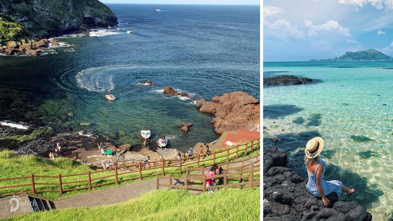 Đảo Jeju - địa điểm du lịch Hàn Quốc hấp dẫn