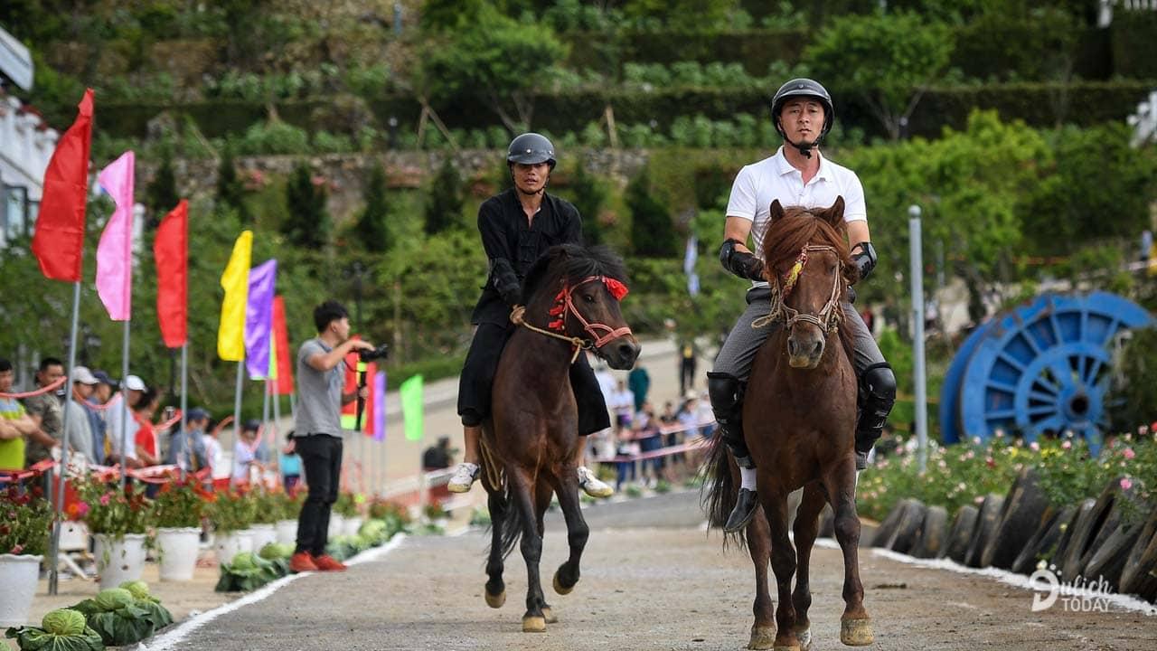 """Giải đua """"Vó ngựa trên mây"""" lần thứ 2 sẽ diễn ra đúng vào dịp 2/9 tại Sun World Fansipan Legend Sapa"""