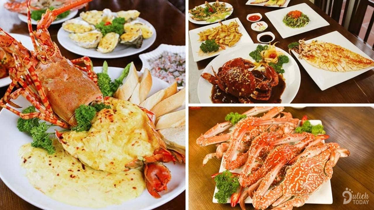 Thưởng thức thế giới ẩm thực đa dạng tại nhà hàng hải sản Đà Nẵng - Mỹ Hạnh