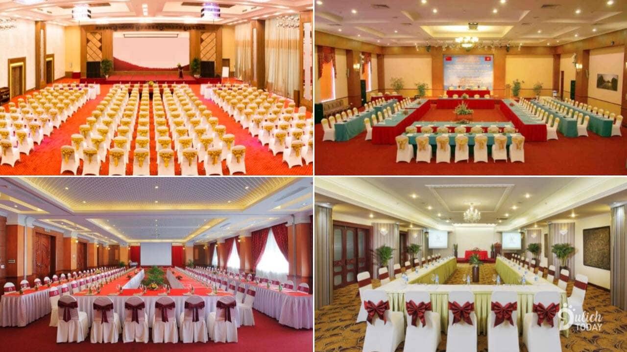Các phòng họp tại Hoàng Long Resort