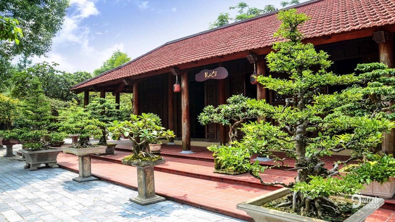 Nhà cổ Việt Bắc Bộ