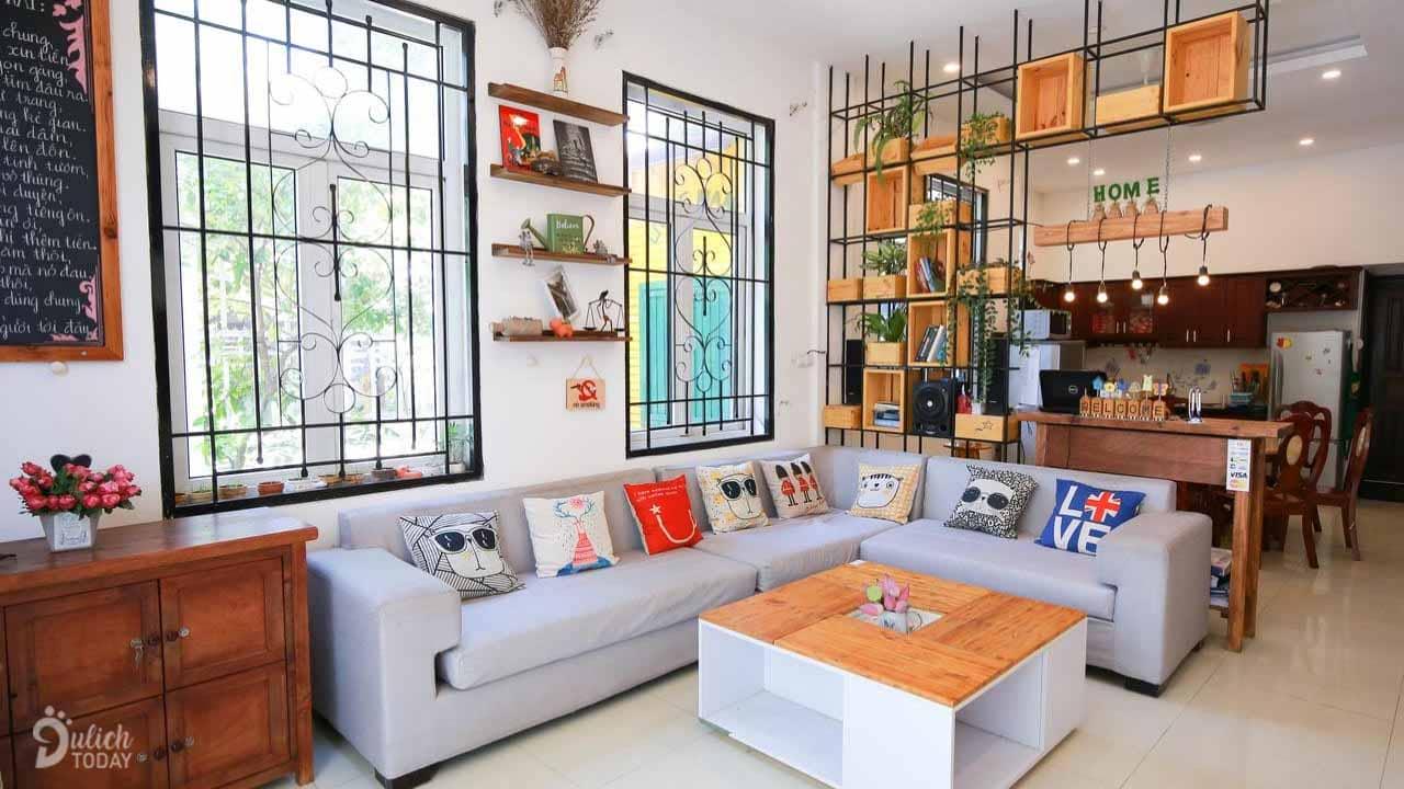 Little Flower Homestay - không gian lãng mạn giữa lòng Đà Nẵng