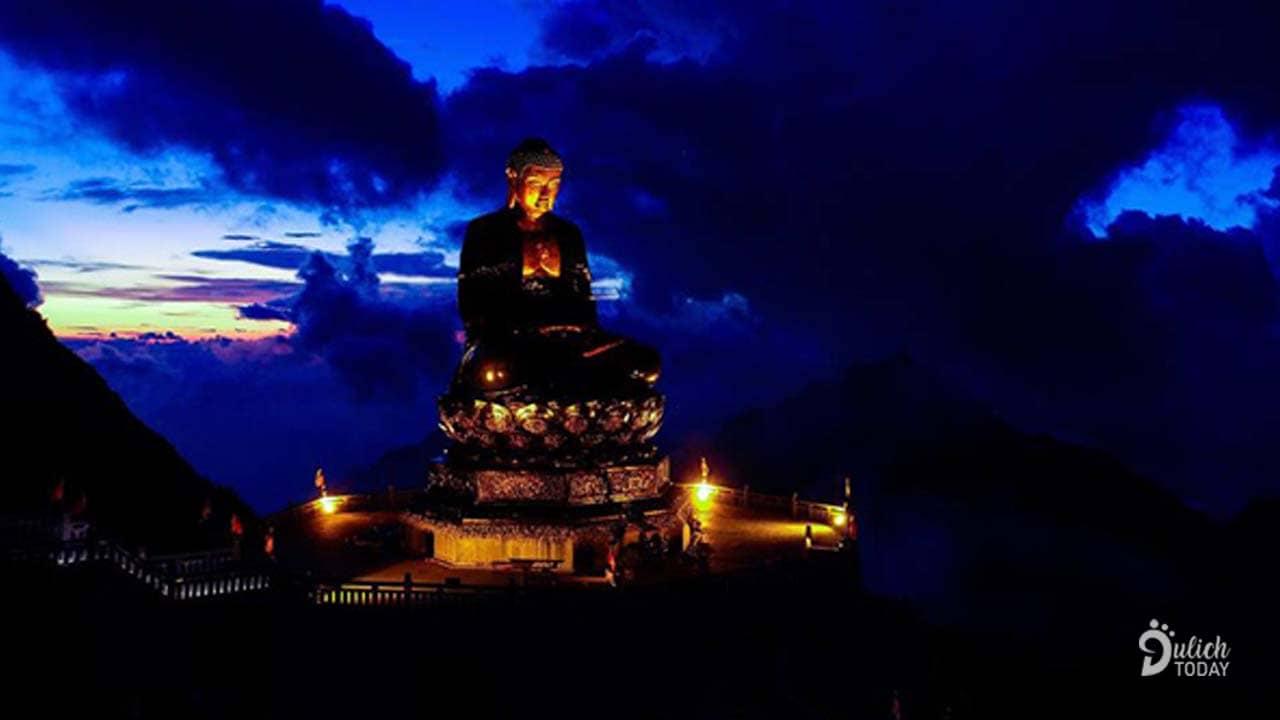 Đại tượng Phật A Di Đà cao nhất Việt Nam - điểm đến ý nghĩa trong tháng Vu Lan báo hiếu