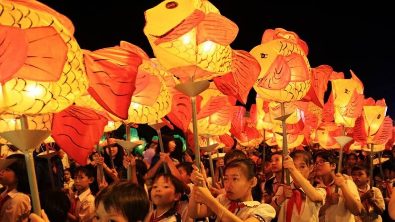 Các hoạt động tại lễ hội trung thu Hà Nội 2019