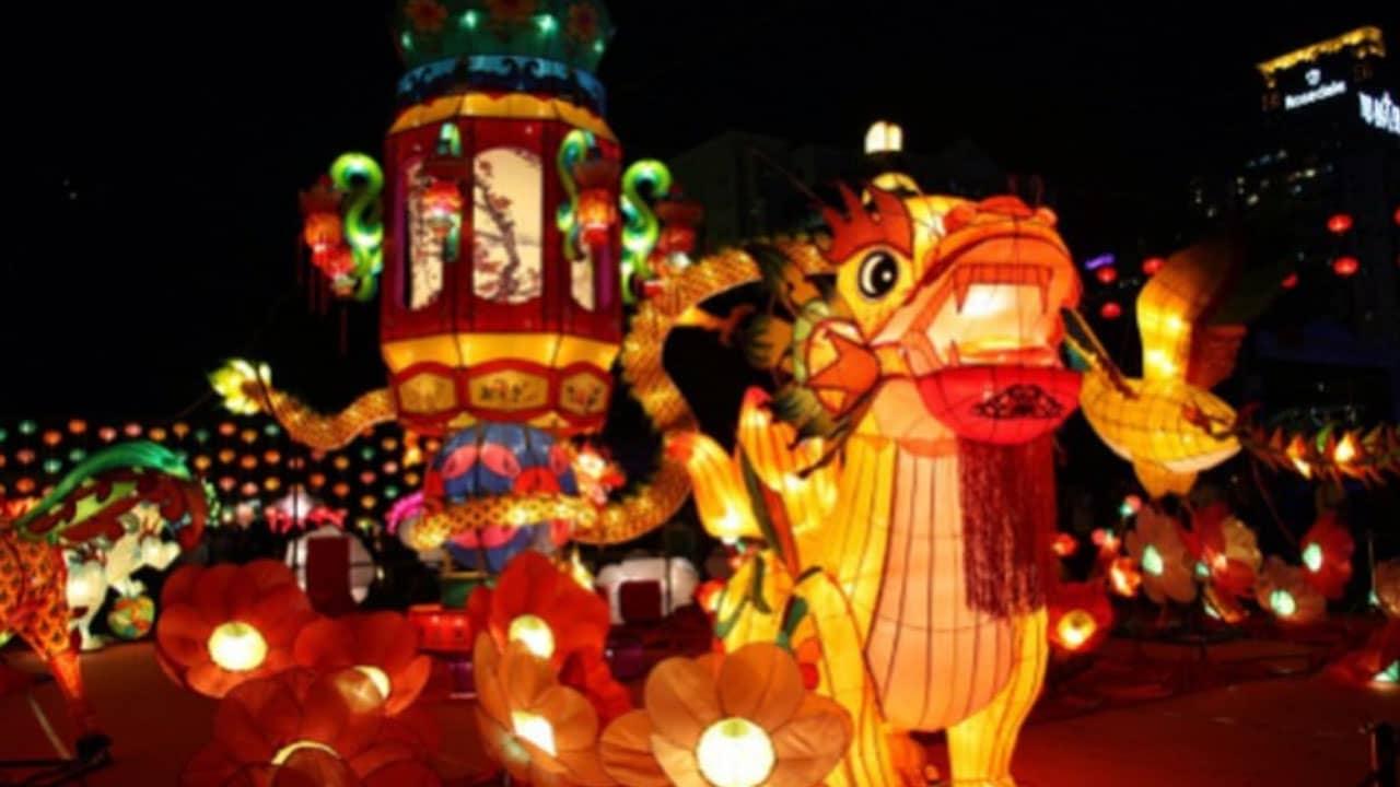 Cả lễ hội trung thu Hà Nội và hội chợ kích cầu tiêu dùng đều được miễn phí hoàn toàn