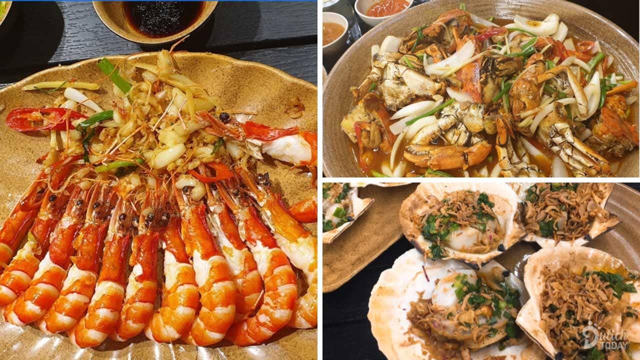 Nhà hàng Làng Cá - nét ẩm thực đặc sắc của Đà Nẵng