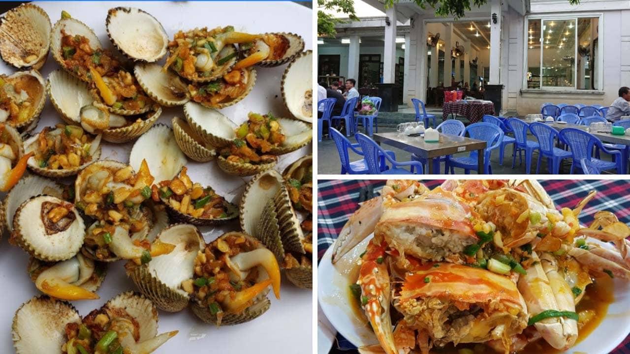 Phước Thái là nhà hàng hải sản Đà Nẵng uy tín chất lượng với giá cả vô cùng bình dân.