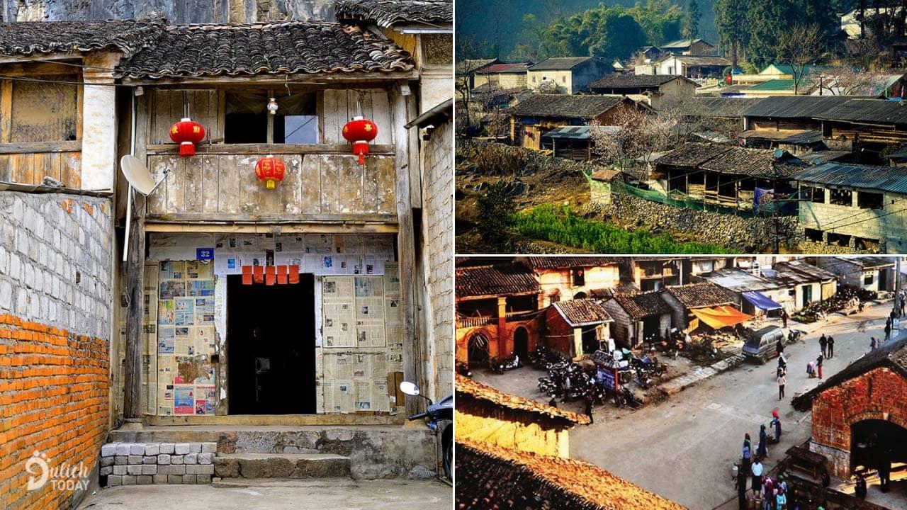 Hình ảnh phố cổ Đồng Văn nét xưa còn mãi
