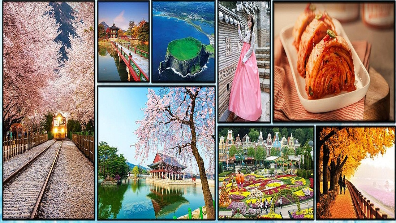 Hành trình Incheon - Yeongdong - Muji